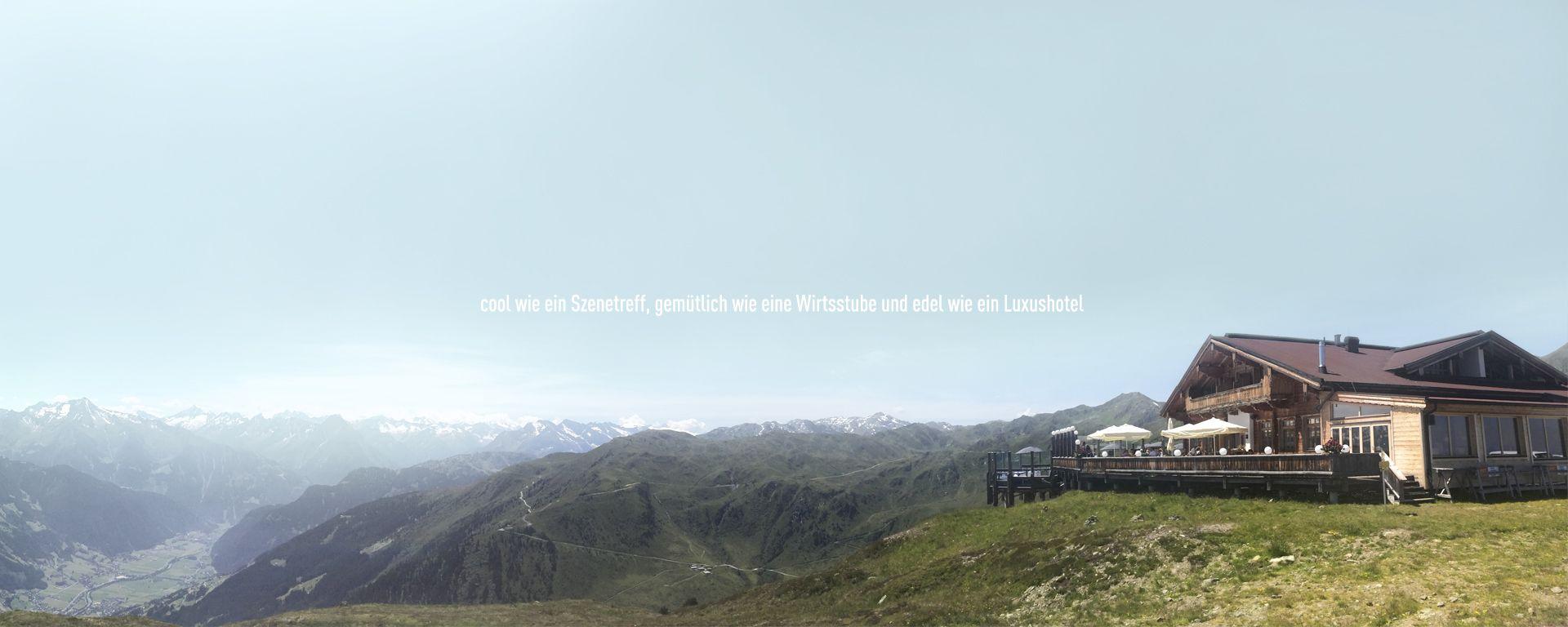 Kristal Hütte Zillertal