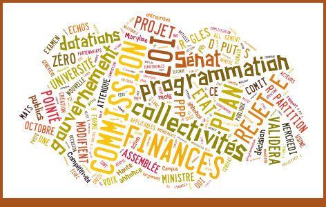 Ce qu'il faut retenir ce matin : programmation des finances publiques, simplification des normes, PPP, dotations, péréquation…