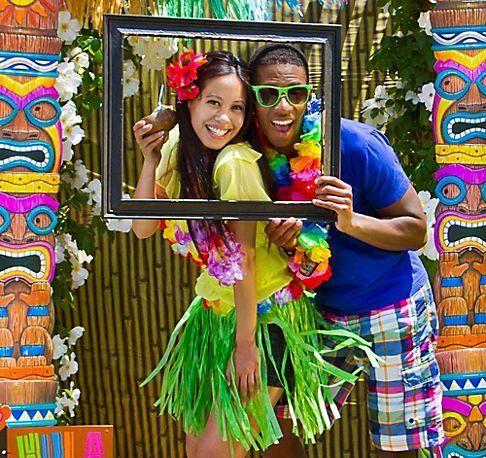 what to wear for caribbean themed party