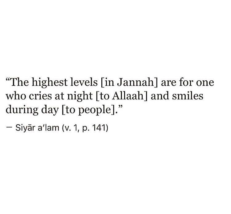 islamic~highest level