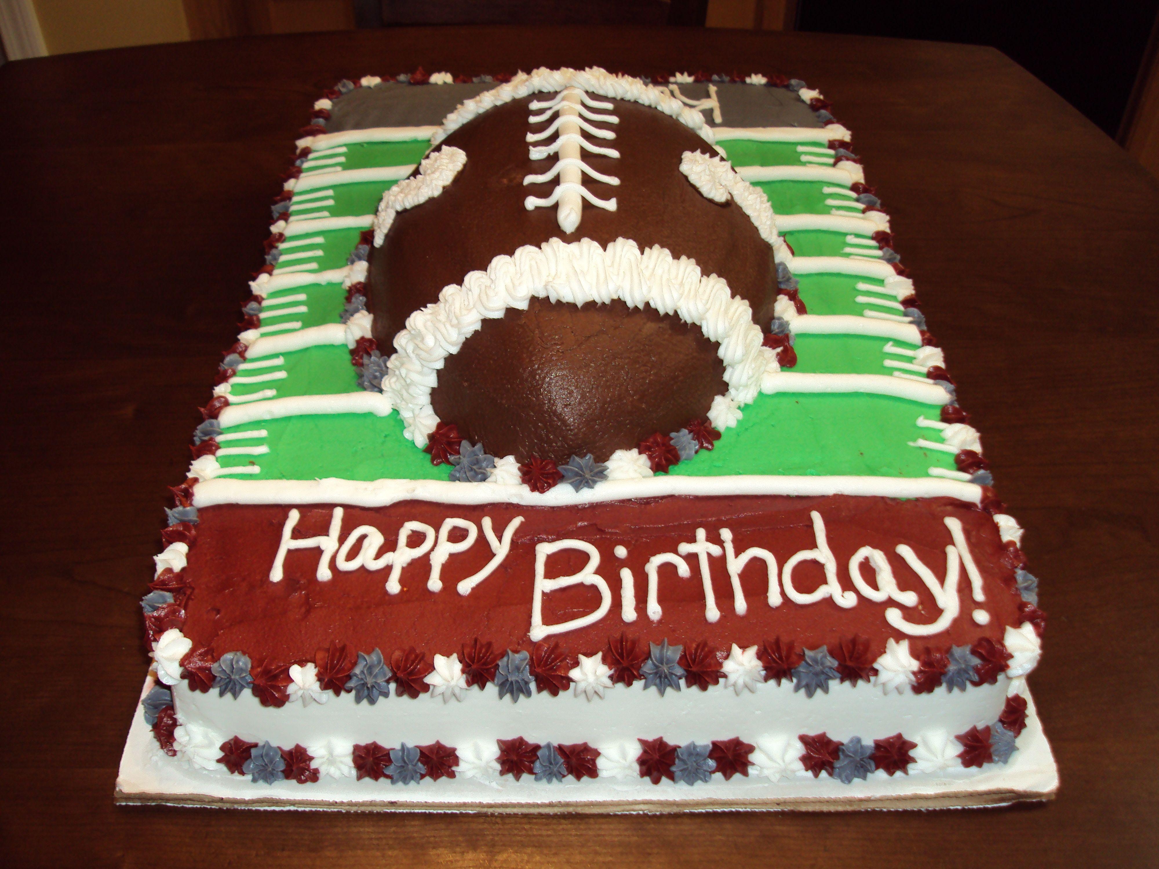 Alabama Football Cake wrap cardboard in houndstooth Add his name