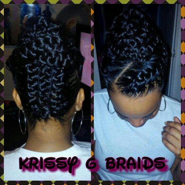 Goddess Braids Updo Hair Pinterest Braids Goddess Braids And Hair