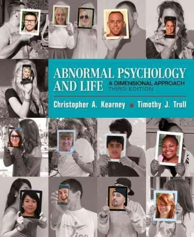 Abnormal psychology life a dimensional approach hardcover abnormal psychology life a dimensional approach fandeluxe Images