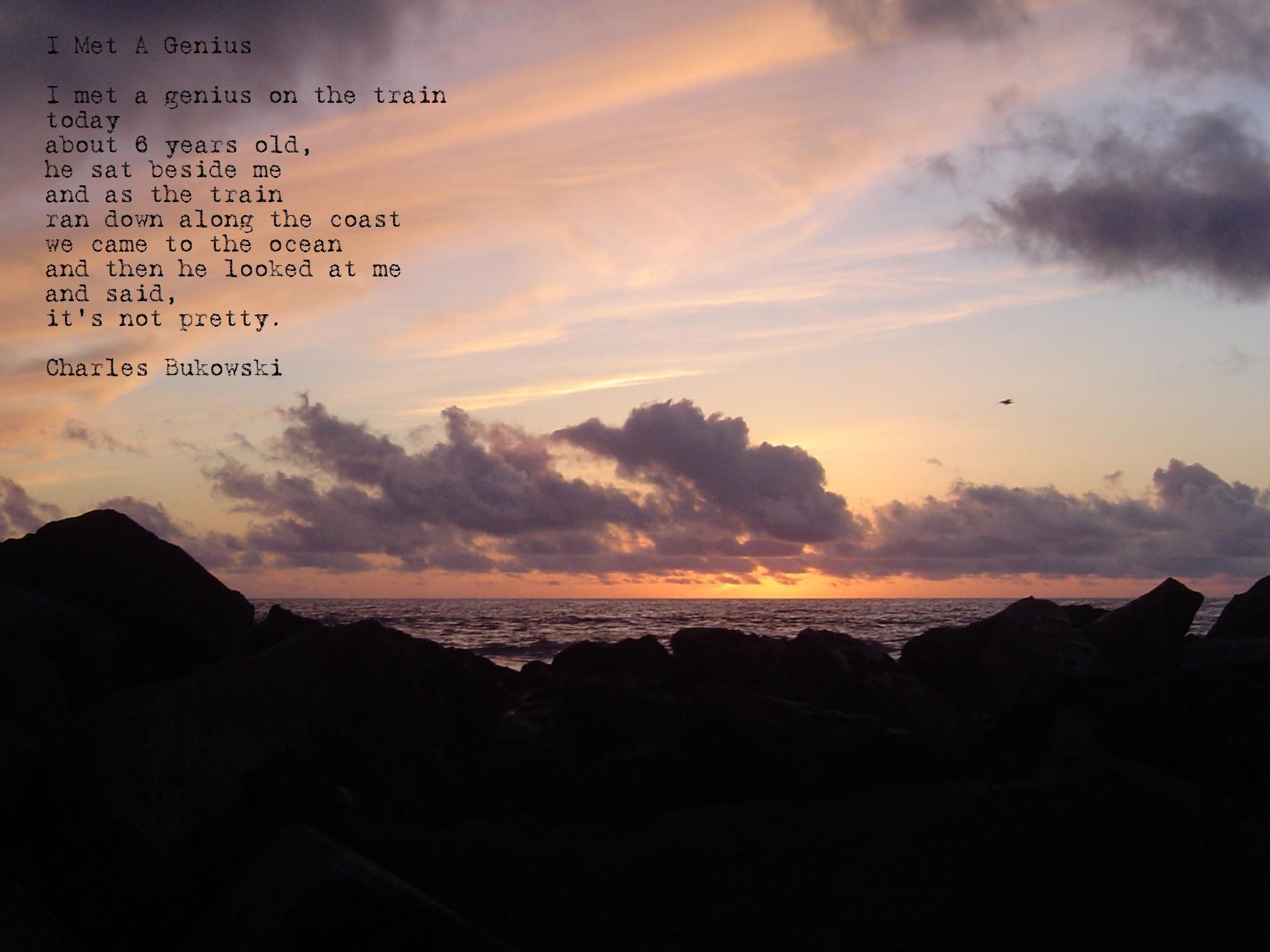Cloud Quotes Charles Bukowski Quotes And Poetry  Poetry  Pinterest  Charles