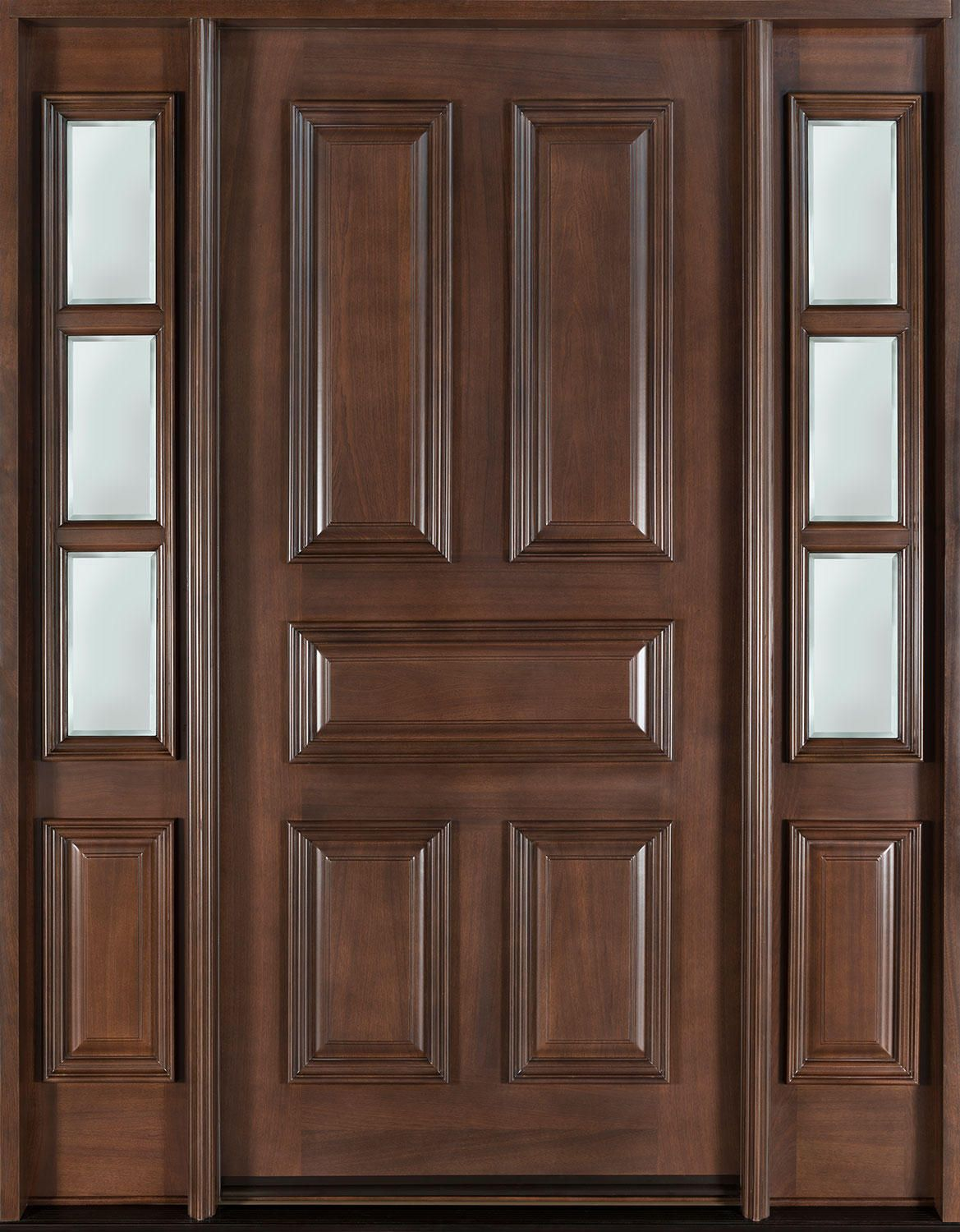 Solid Wood Exterior Doors - http://wooden.backtobosnia.com/solid ...