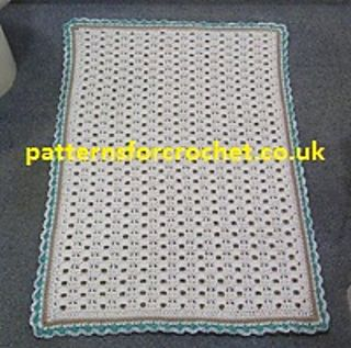 PFC31 Bathroom Rug Pattern By Patternsfor Designs