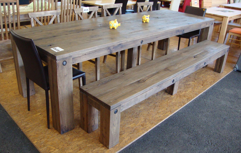 Nett Esstisch Xxl Furniture, Solid wood furniture