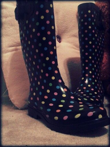 Cooelli *newyork..cutes rain boots !!!