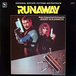 Runaway Movie Tom Selleck Awful Special Effects With
