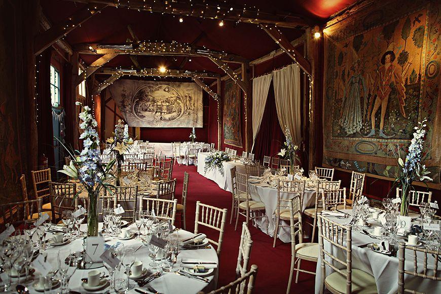 16++ Wedding venues berkshire barns info