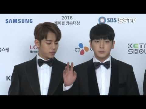 160325 B.A.P @ 케이블 방송대상 (Korea Cable TV Awards) - YouTube