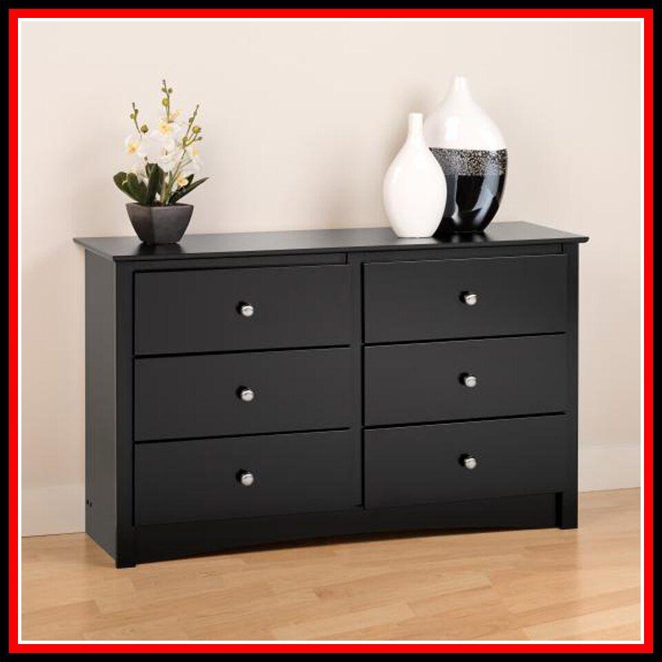 110 Reference Of Black 6 Drawer Dresser Tall In 2020 Black Bedroom Furniture Black Dressers Dresser Design [ 960 x 960 Pixel ]