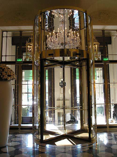 Hôtel Le Meurice - Paris, France http://www.dorchestercollection.com/en/paris/le-meurice