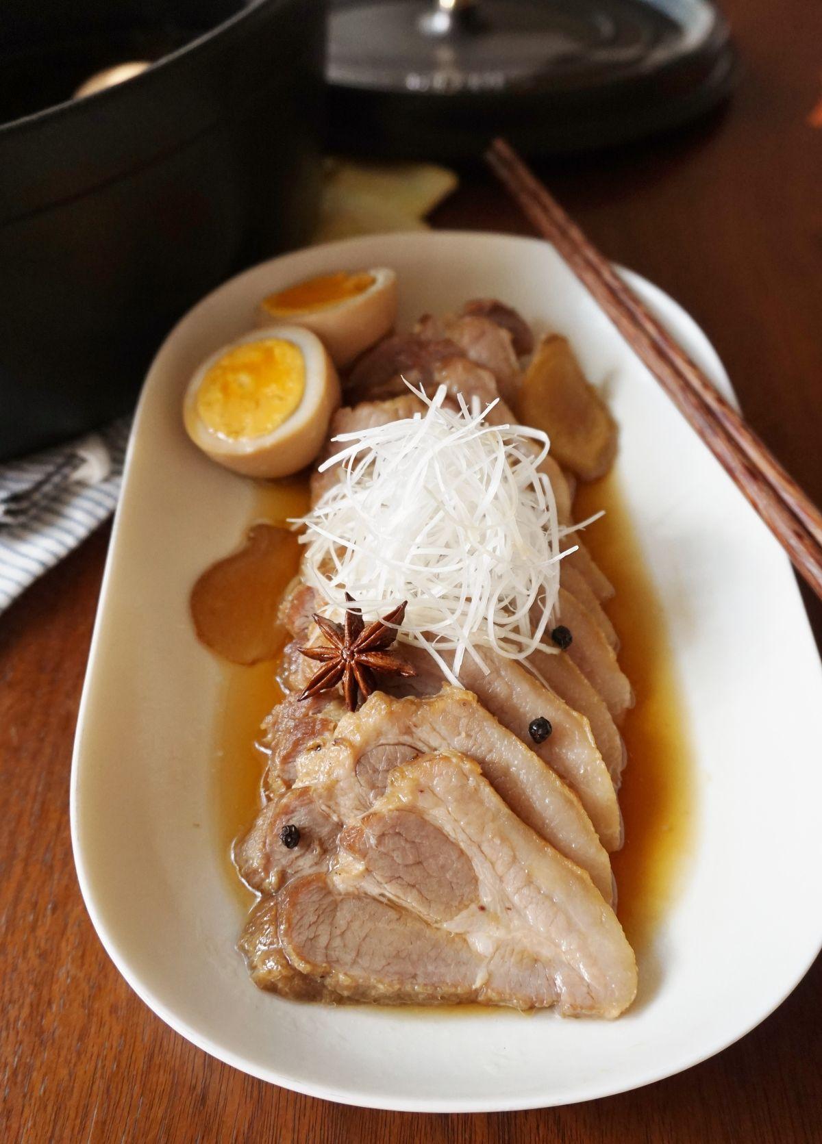 かたまり レシピ ロース 豚