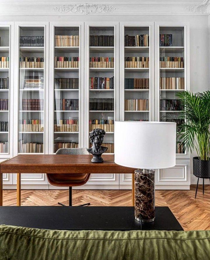 Pin di Paola Sim su Home Office - Ufficio in casa ...