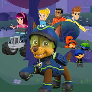 paw patrol super spy chase images - Google Search