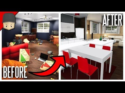 nice House Flipper BUYING A GAMING HOUSE! (House Flipper