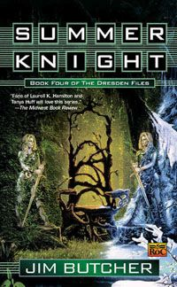 Summer Knight 4 The Dresden Files Books Urban Fantasy Books
