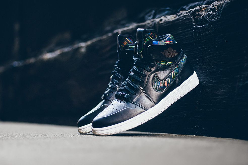 "The Air Jordan 1 Nouveau ""Black History Month"" Launches This Weekend"