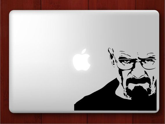 Heisenberg Breaking Bad Walter White vinyl decal sticker ...