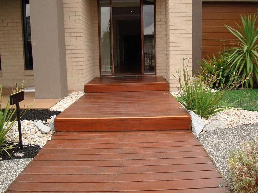 Modern Landscape Designs For Front Yard #walkwaystofrontdoor