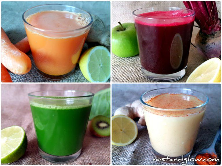 Immunity Shots Without a Juicer