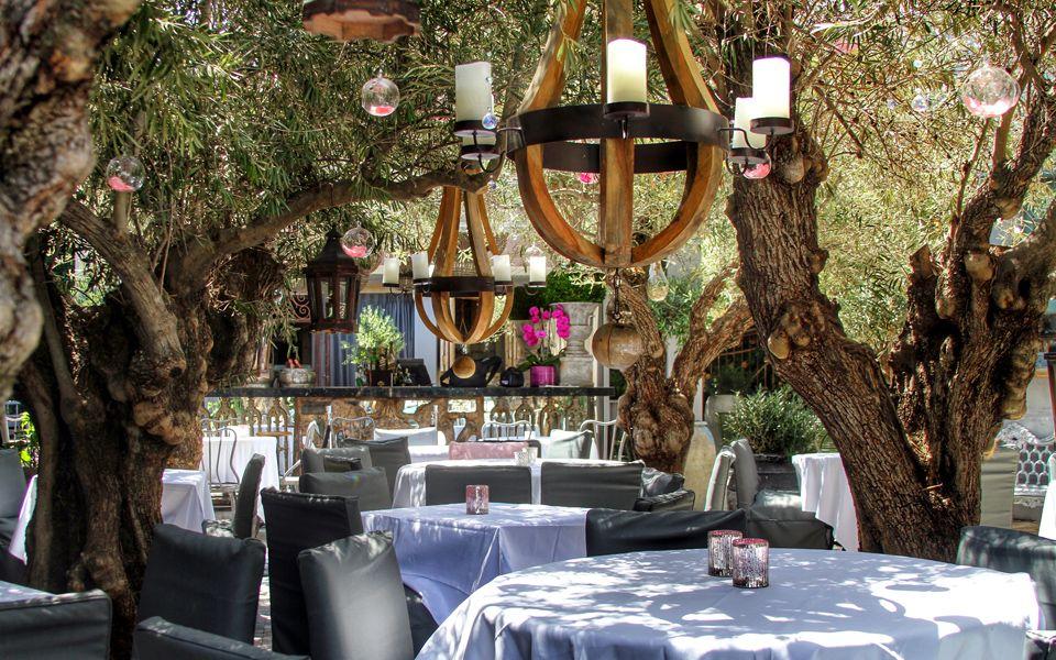 Vander Pump Restaurant The Sexy Garden Restaurant In West