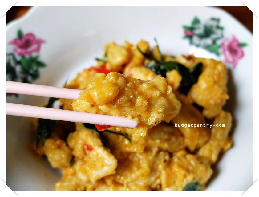 Image result for salted egg squid chinese