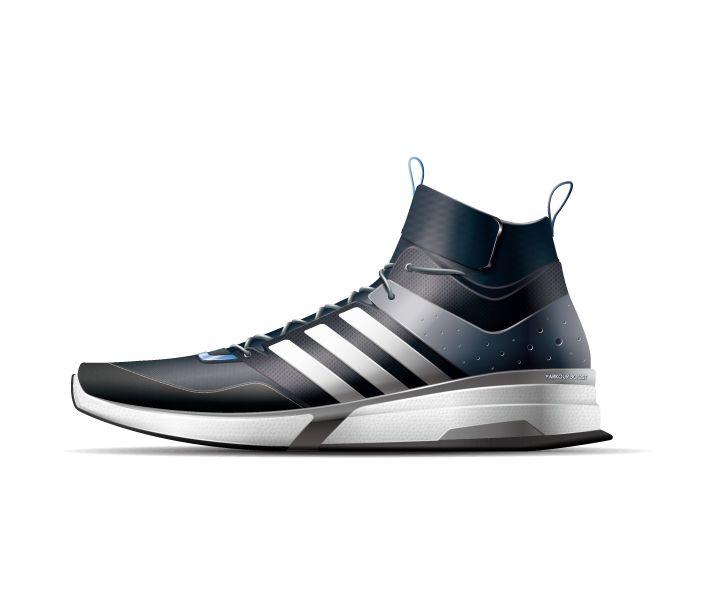 Adidas-Parkour-Boost | Shoe sketches