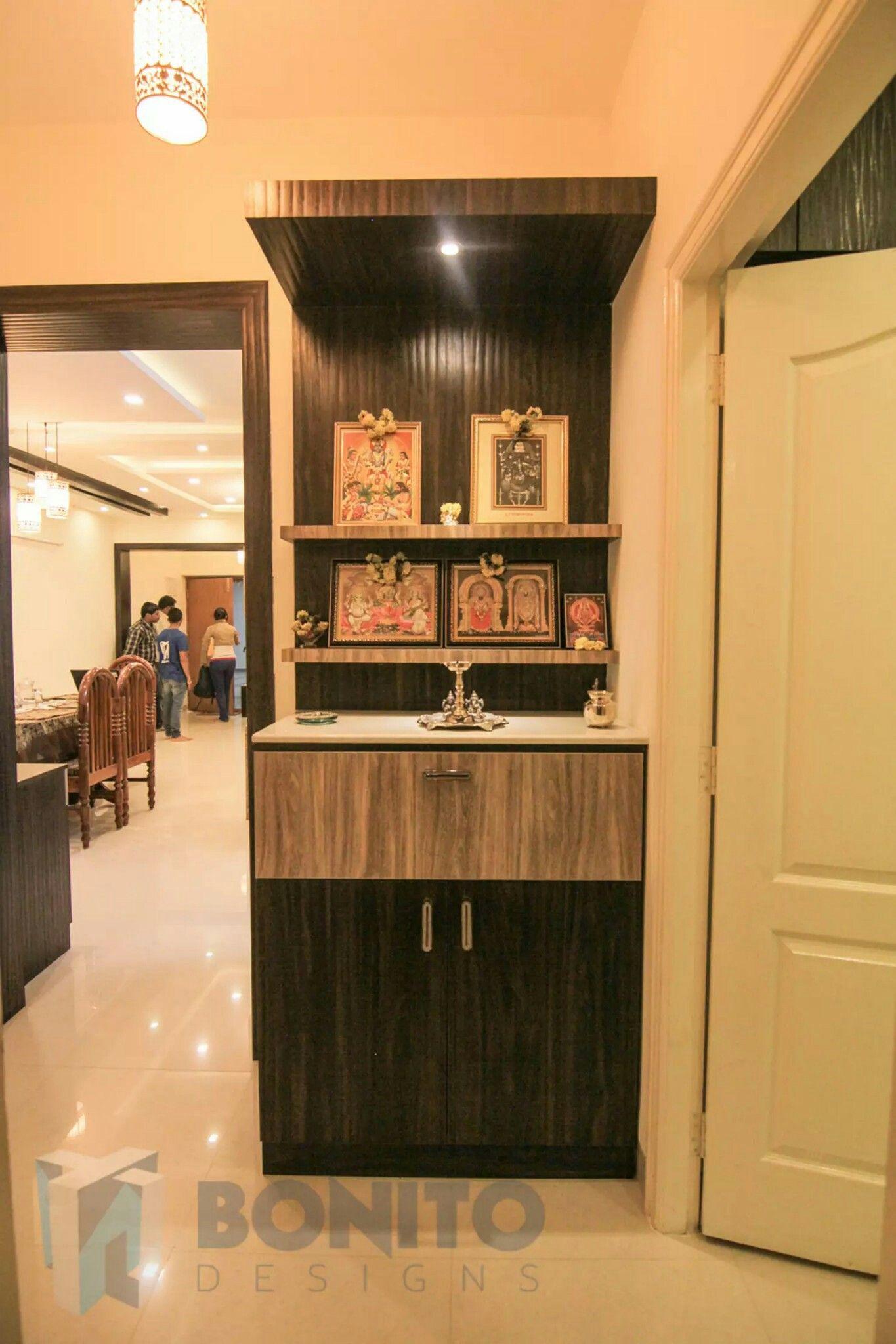Pooja Ghar | Pooja room design, Pooja rooms, Mandir design
