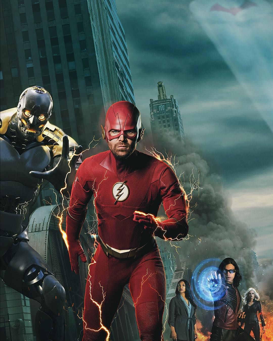 Worlds collide in Elseworlds. The 3night crossover event