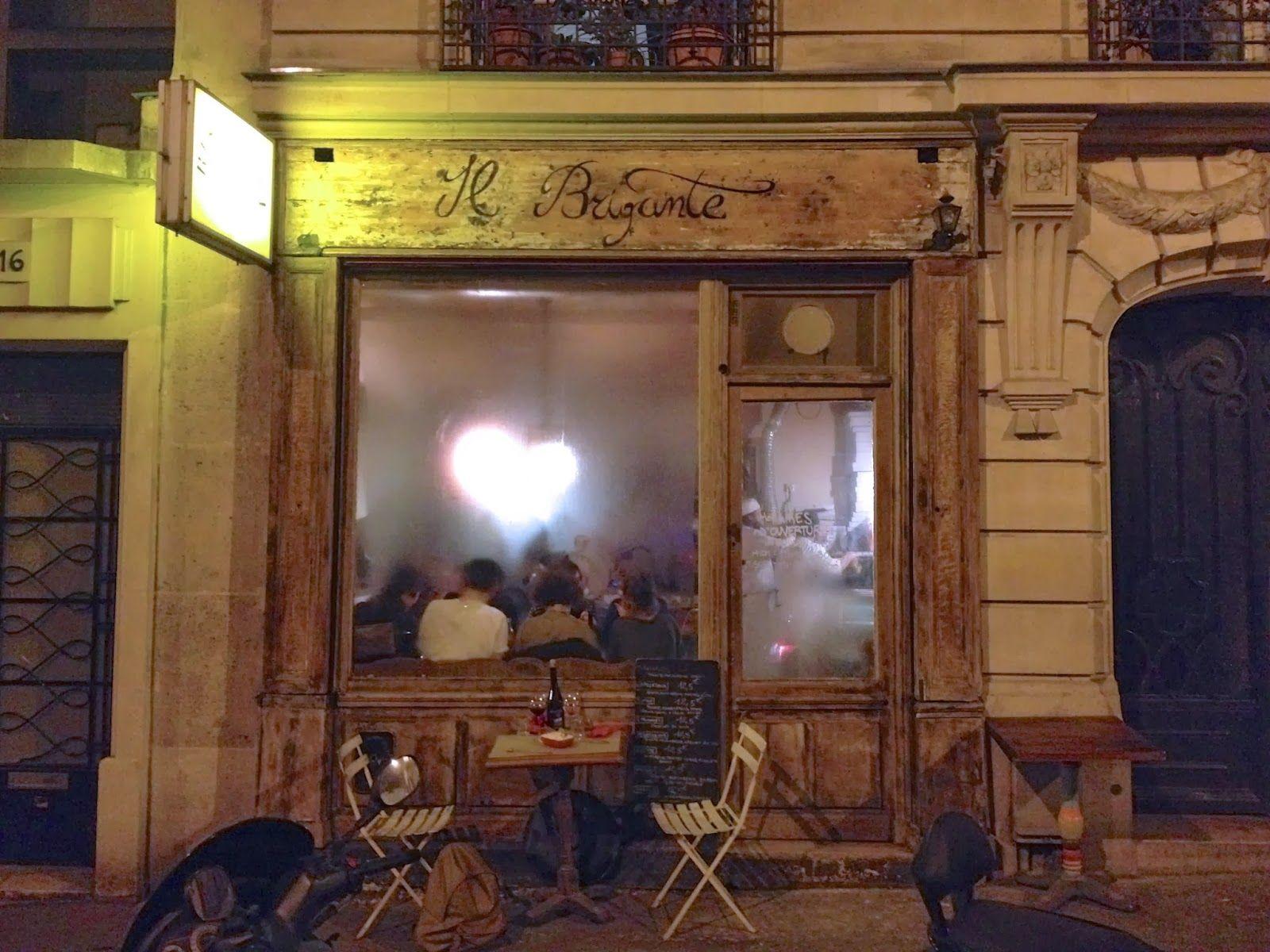Il Brigante - Authentic Italian Pizza in Paris