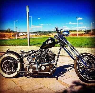 EBay Harley Davidson 883 Chopper Chop Bobber Sportster Hardtail Springer Harleydavidson Ukdealsrssdata