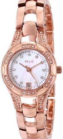 Relic Women's ZR12067 Charlotte Rose Gold Watch