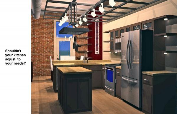 Design by Ross Vogel, US -   wwwarcbazar/floor-plans