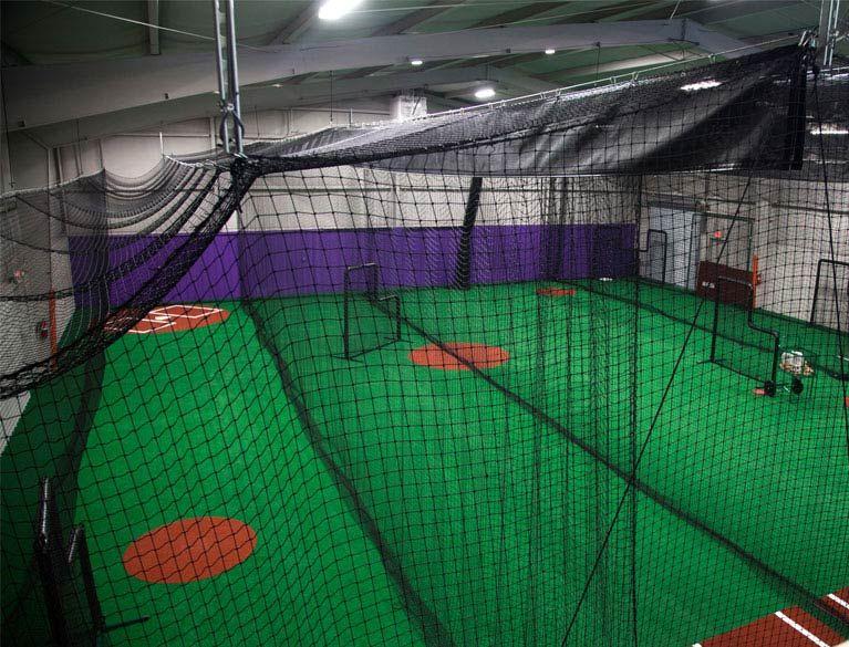 Indoor Batting Cages Indoor Batting Cage Batting Cages Baseball Softball