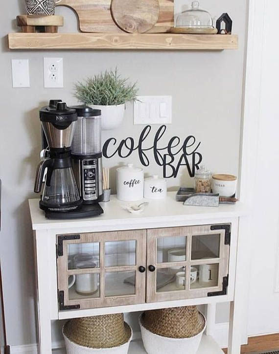 Coffee Bar Sign, Metal Coffee Bar Sign, Rustic Word Art Sign, Housewarming Gift Idea, Coffee Lovers Decor #coffeebarideas