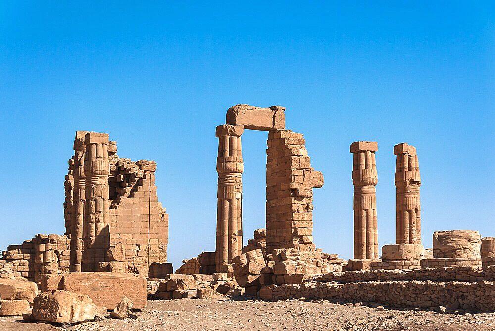 Sudan Antiquities Soleb Temple Northern Sudan أثار السودان معبد سولب شمال السودان Http Flic Kr P Nighmr Ancient Civilizations Ancient Ancient Artifacts