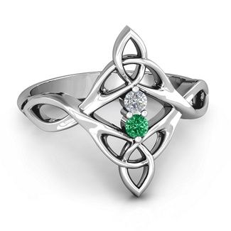 Mother's ring for me.