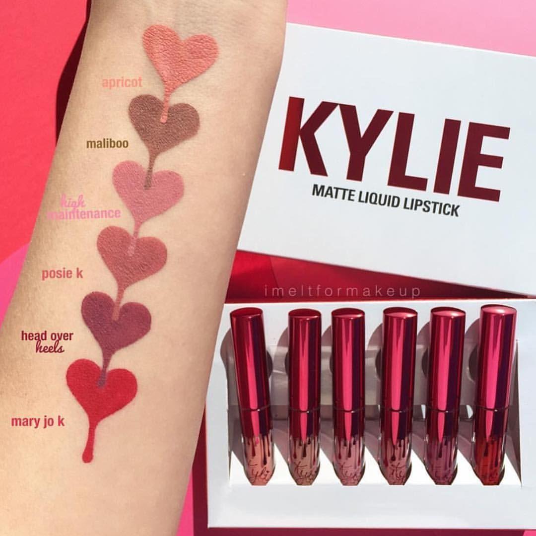 Pin By Makayla Bottoms On Kylie Cosmetics Kylie Lipstick Kylie