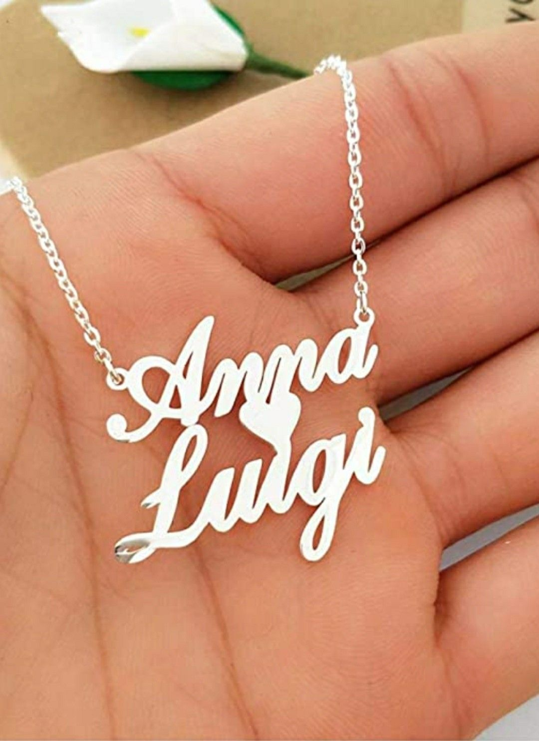 Personalized Minimal Number Pendant Necklace,Personalize Your Birthday,Wedding Anniversary etc.,Free Personalization,Personalized Date