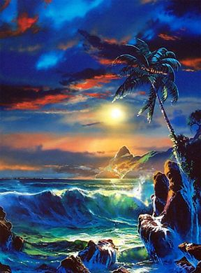Dale Terbush This Be The Song Of Your Heart Ocean Art Seascape Paintings Landscape Paintings