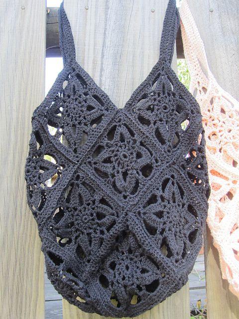 Inga\'s Häkelbeutel pattern by Inga Joana Mertens   Handbags & Purses ...