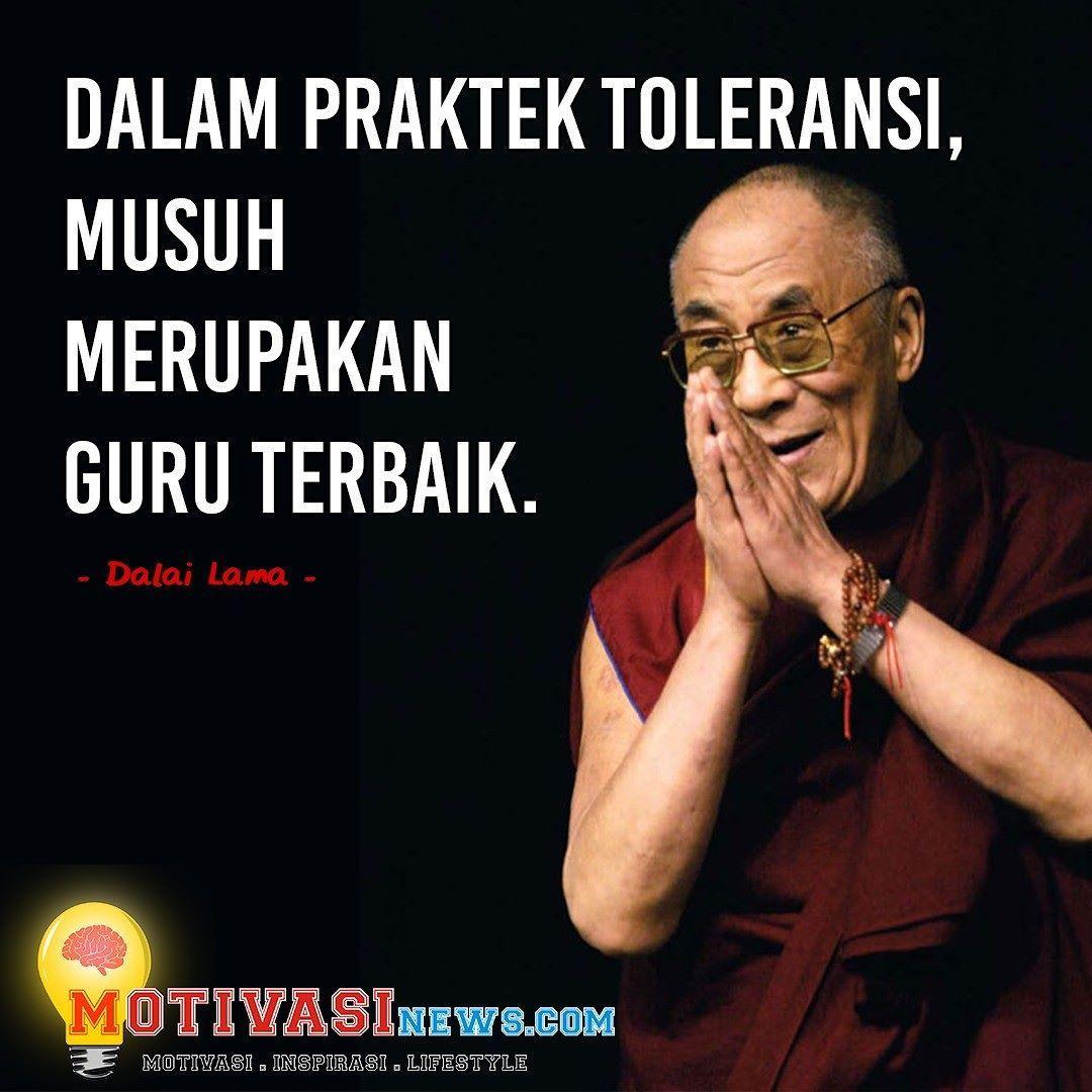 Belajar Toleransi Dari MUSUHMU Motivasinews