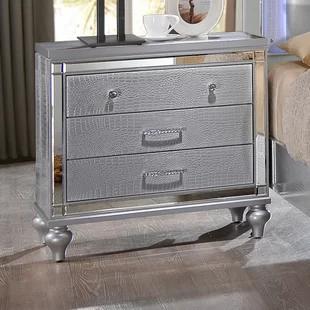 Willa Arlo Interiors Nightstands You Ll Love Wayfair Nightstand Decor Silver Nightstand Furniture