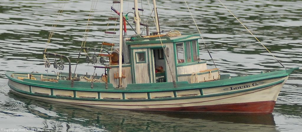 Monterey hulls were the best rough sea affordable boats  If