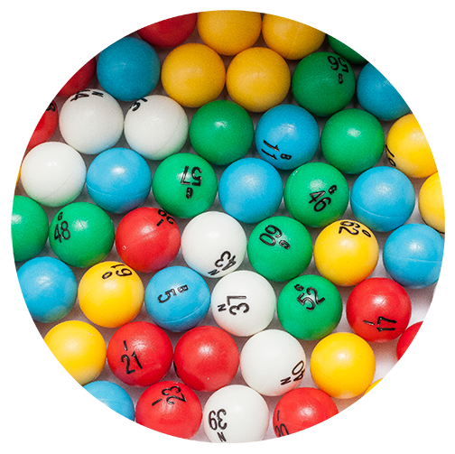 Plastic 1 2 Bingo Balls Bingo Cage Bingo Ball