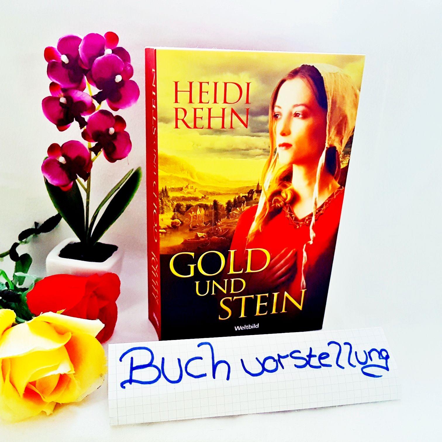 Gold und Stein von Heidi Rehn