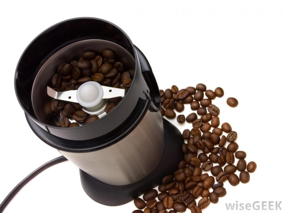 clean coffee grinder with bread if you use a spice or. Black Bedroom Furniture Sets. Home Design Ideas