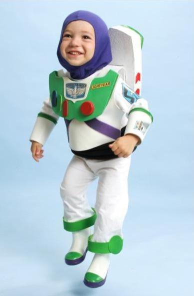 f0f9fc11dc2a0 Tutorial súperdetallado para hacer el disfraz de Buzz Lightyear ...